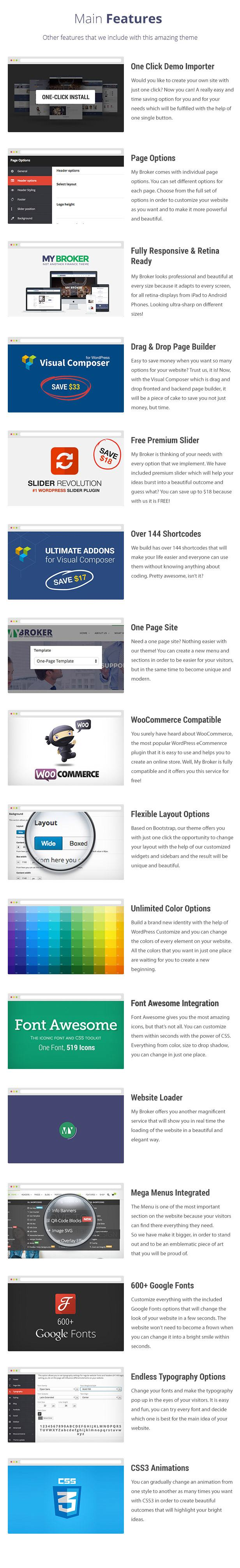 My Broker - Consulting Business and Finance WordPress Theme - 10